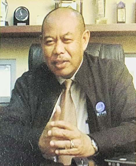 Dr Asep Suryana Natawiria MM Msc