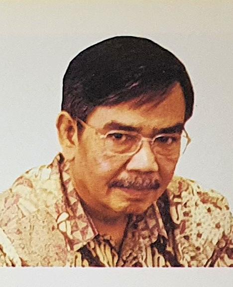 Dr Ir Taufik Hasan DEA