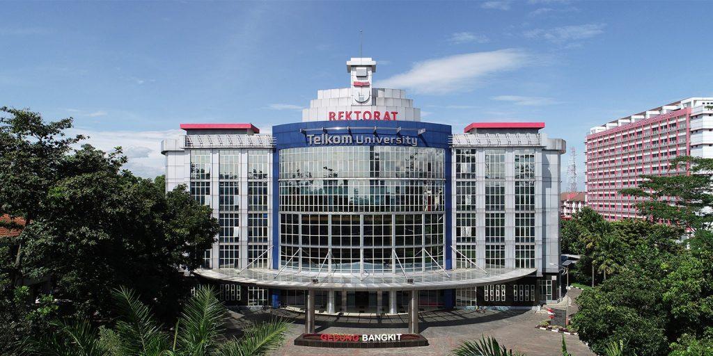 Gedung Bangkit Telkom University