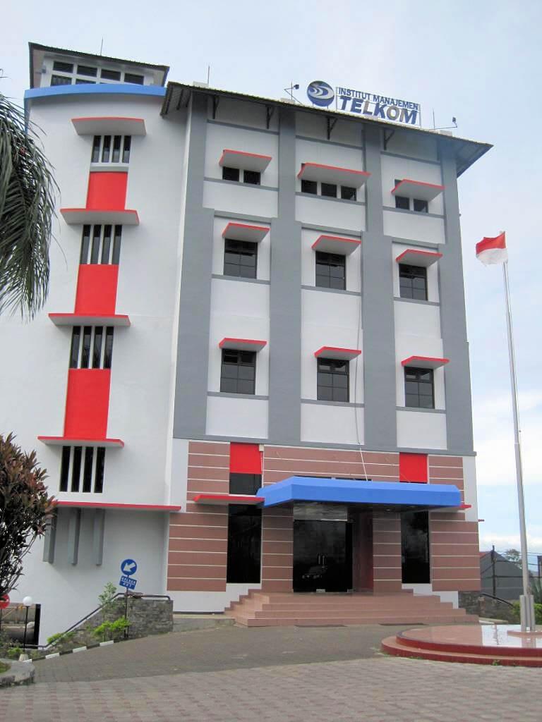Gedung Institut Manajemen Telkom Lama