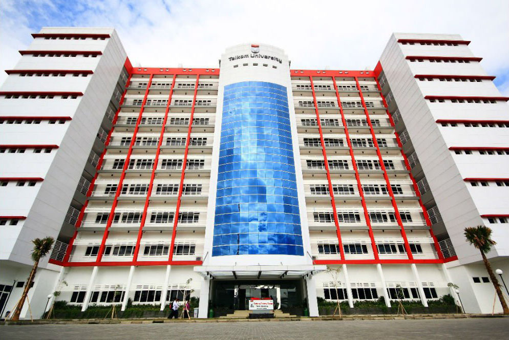 Gedung Tokong Nanas Telkom University