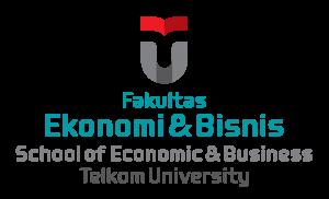Logo Fakultas Ekonomi dan Bisnis - Telkom University