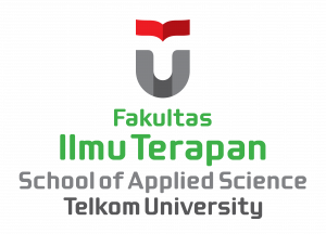 Logo Fakultas Ilmu Terapan - Telkom University
