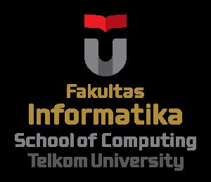Logo Fakultas Informatika - Telkom University