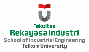 Logo Fakultas Rekayasa Industri - Telkom University