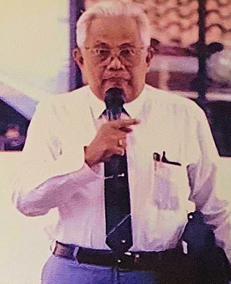 Prof Dr Ir Andi Hakim Nasution