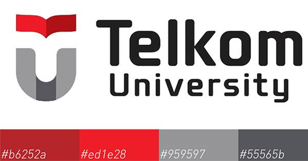 Warna Logo Telkom University