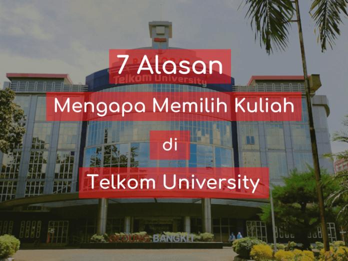 7 Alasan Mengapa Memilih Kuliah di Telkom University