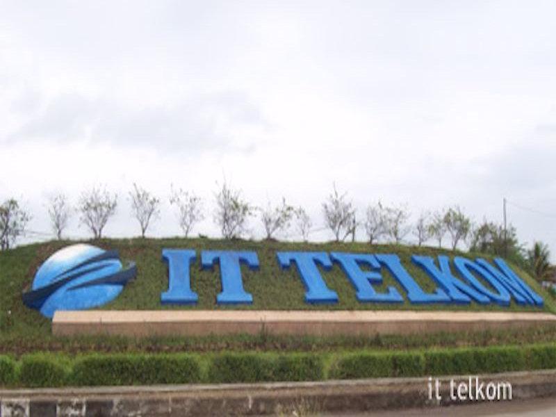 Bundaran IT Telkom sebelum ada IM Telkom