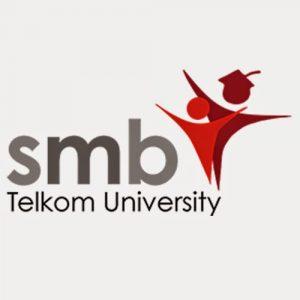 Logo SMB Telkom University