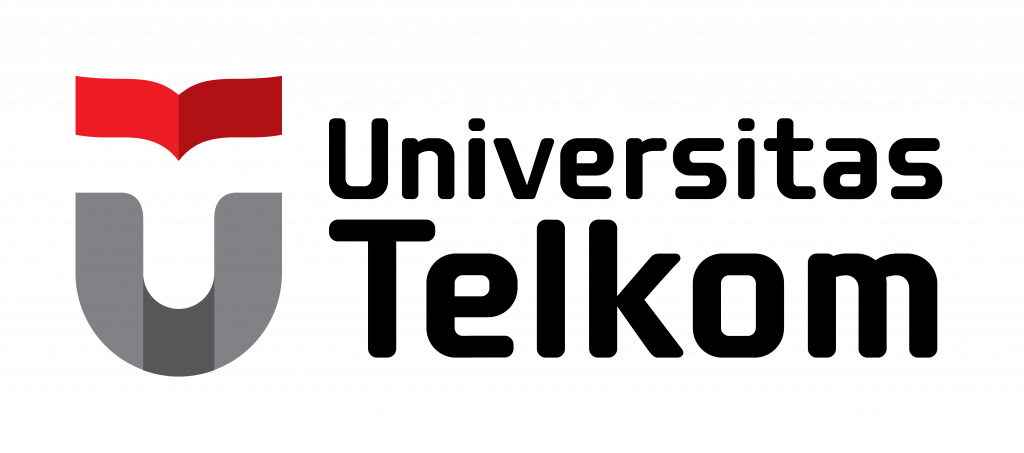 Logo Telkom University Legal Utama