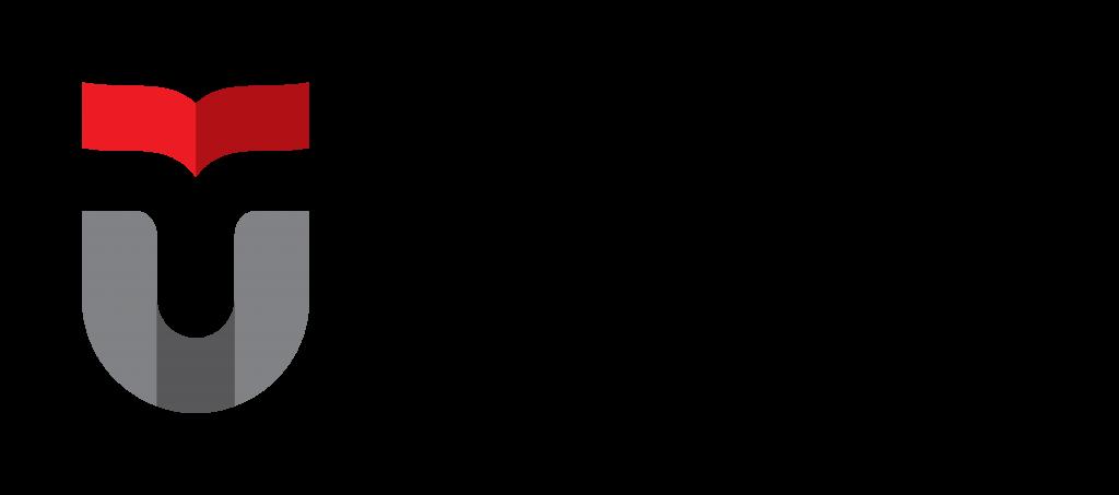 Logo Telkom University Primer Utama