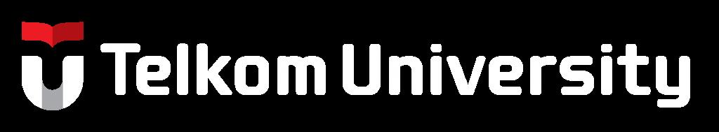 Logo Telkom University Sekunder Horizontal 1