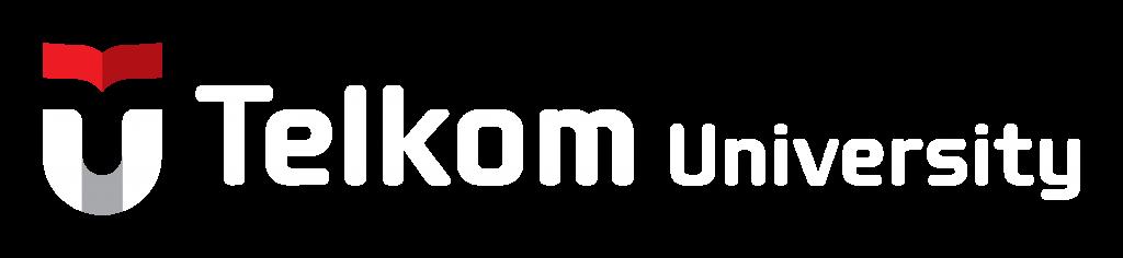 Logo Telkom University Sekunder Horizontal 2