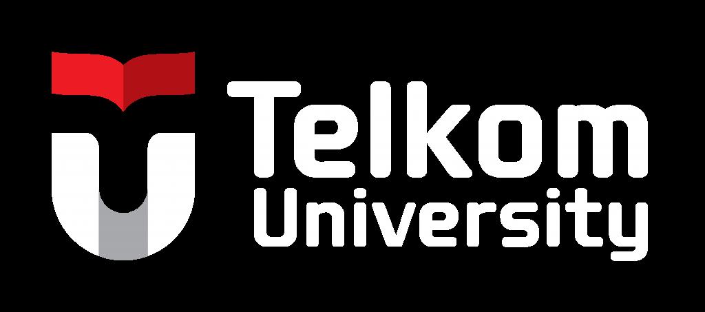 Logo Telkom University Sekunder Utama