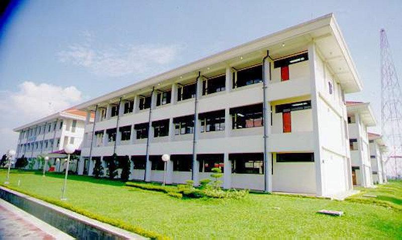 STT Telkom - Gedung A dan B - 3