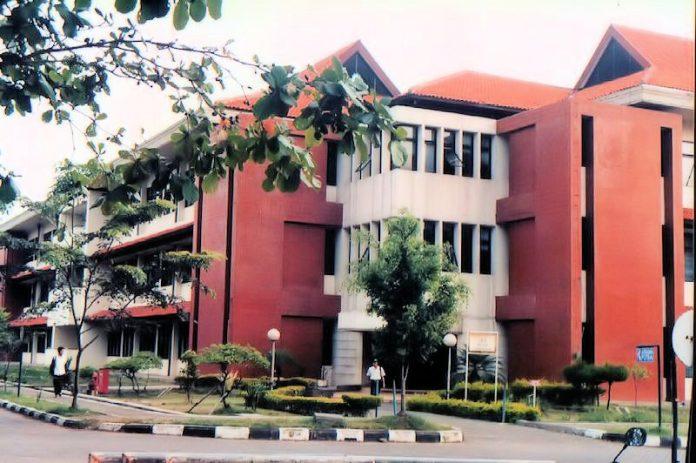 STT Telkom - Gedung Asrama Putra