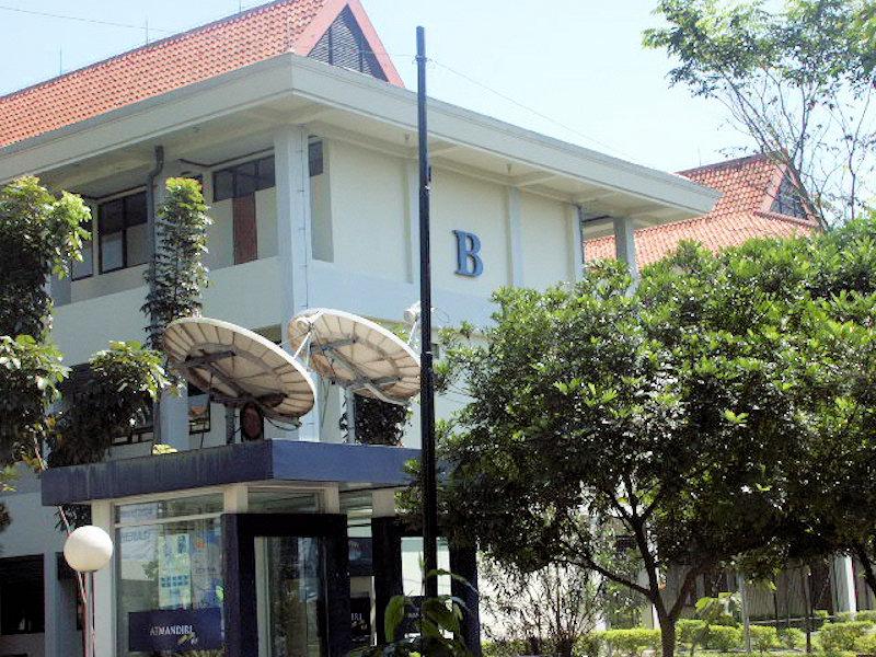 STT Telkom - Gedung B dan ATM Mandiri