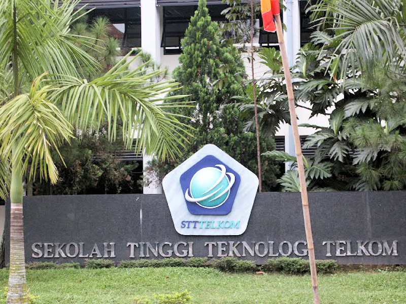 STT Telkom - Logo Baru