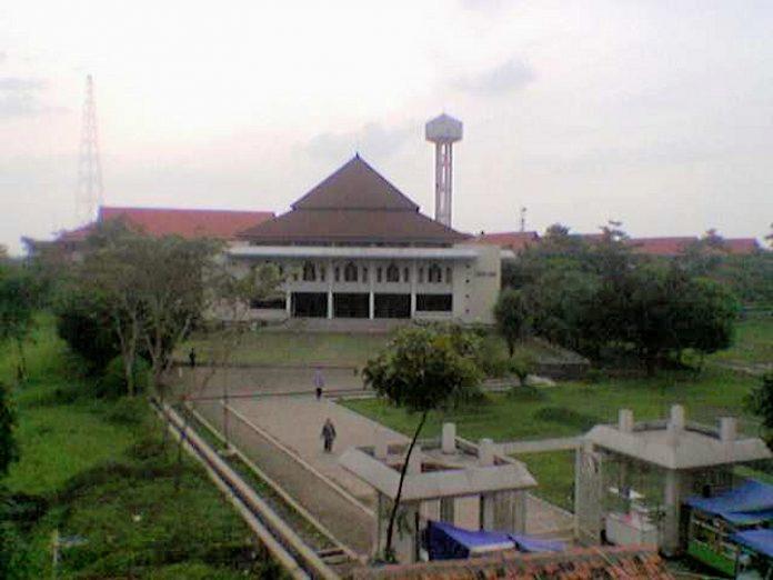 STT Telkom - Masjid Syamsul Ulum - 1