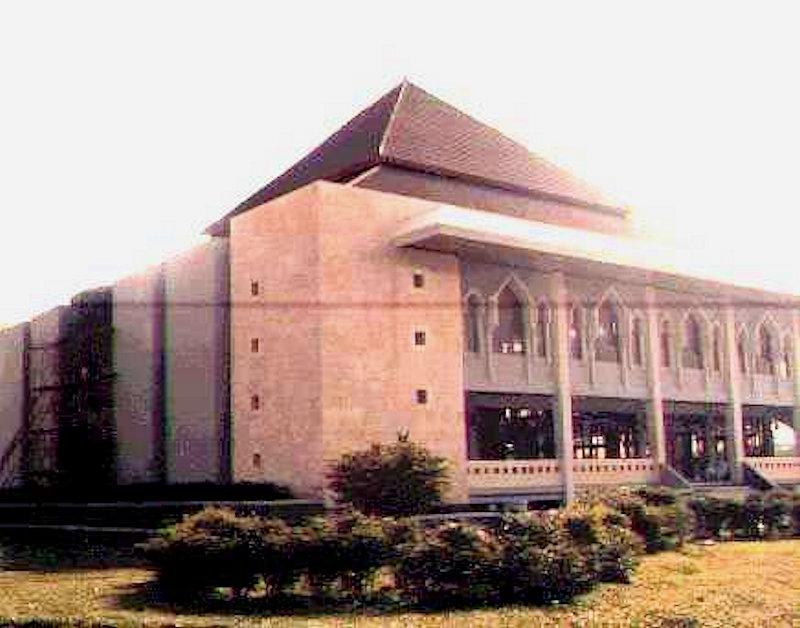 STT Telkom - Masjid Syamsul Ulum - 2