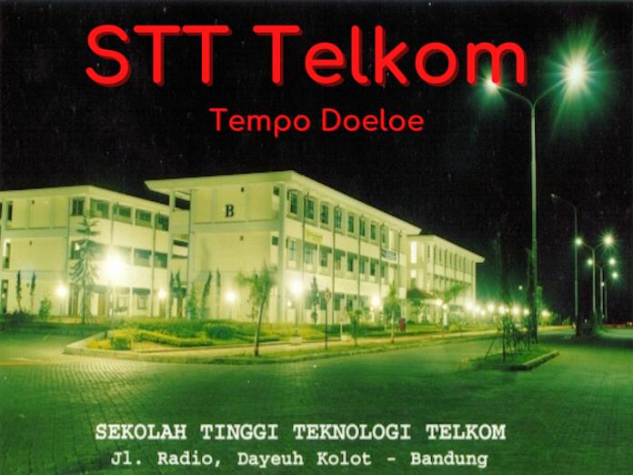 STT Telkom Tempo Doeloe